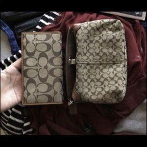 Coach wallets